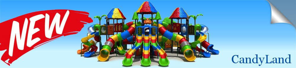 candyland playground for sale