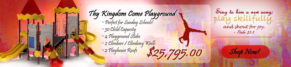 castle playground for sale