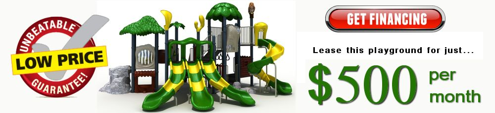 commercial playground financing and leasing