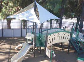 14' x 14' Square Quad Sail Modular Shade
