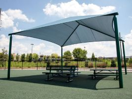 30x30 shade structure cover