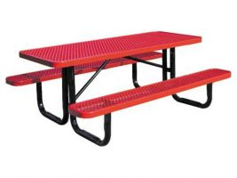 4' School Outdoor Picnic Table