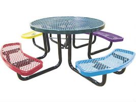 Portable Children's Picnic Table