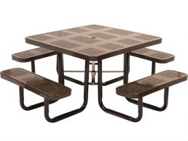 Portable Square Picnic Table