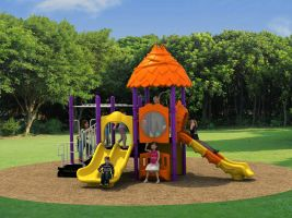 Learn from the Past Commercial Playpark