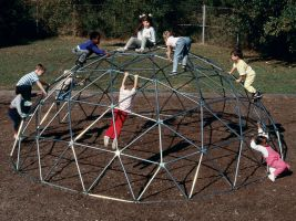 super-dome-playground-climber