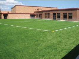 Artificial Grass Playground Turf