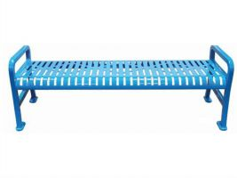 Diamond Pattern 6ft Bench - No Back