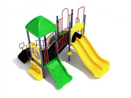 Bright Side Playground Set (primary colors)
