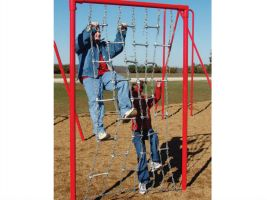 Chain Climber Boarding Net