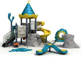 Public Park Commercial Playground Set