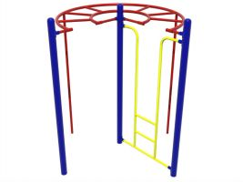 360 Degree Monkey Bars