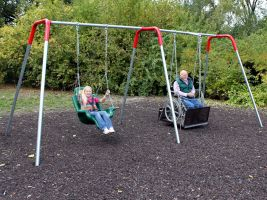 Adaptive Swingsets with Swings Included