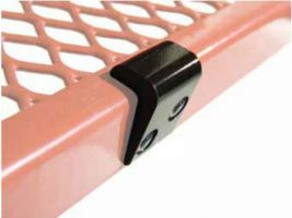 Anti-Skateboard Tabs (2 pcs) for Park Benches