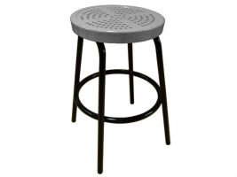 Commercial Seating Perforated Barstool