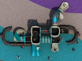 Ocean Commander Top View
