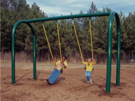 Arch Swing Frame, 1 Bay - 5