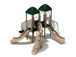 Cool Beans Fun Play Structure for Kiddos 5-12