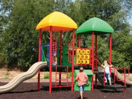 Classic Affordable Playground for Schools