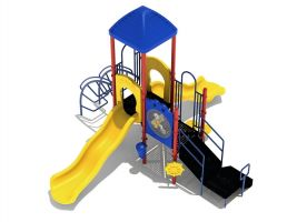 Double Dutch Community Play Structure