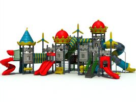 Dragon's Keep Castle Playground