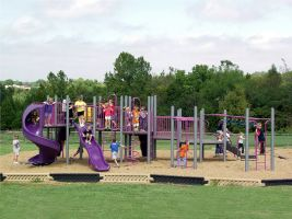 Large Playground Equipment for Schools