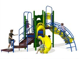 Child Works Playground Equipment