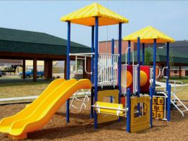 Custom Playgrounds for Churches & Parks