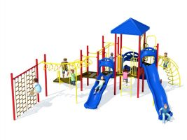 Fun & Affordable playground for schools & parks