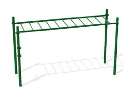 Freestanding Commercial Grade Monkey Bars