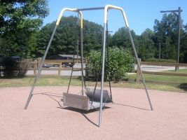 junior ada wheelchair swing