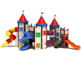 Large Castle Play Equipment