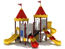 Thy Kingdom Come Church Playground