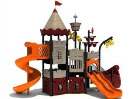 Majestic Pirate Ship School Playground Equipment