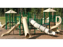 Inexpensive School Playgrounds with 7-Day Shipping