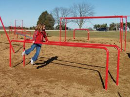 Fitness Parallel Bars