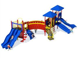Playground for 2 - 12 year olds