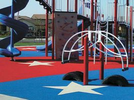 PIP Rubber Playground Surfaces