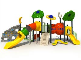 Planet Themed Commercial Playset