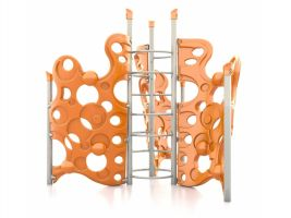 Bubble Storm Climbing Tower for Playgrounds