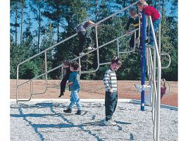 Sturdy Kids Climber for Park Playgrounds