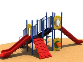 Quick Ship Outdoor Playgrounds