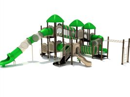 Beastly School Playground for Kids