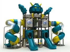 Transformer Robot Themed Playset