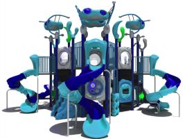 Space Dreams UFO Playscape