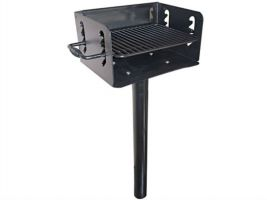 Standard In-Ground Mount Grill