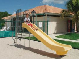 5 foot Super Slide for Public Playgrounds