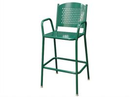 Commercial Seating Perforated Tall Chair