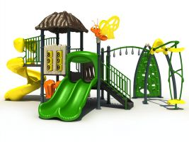Happy Go Lucky School / Park Playground
