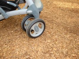 Wood Playground Mulch